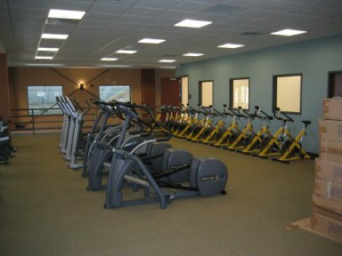 Fitness Equipment 2nd Floor